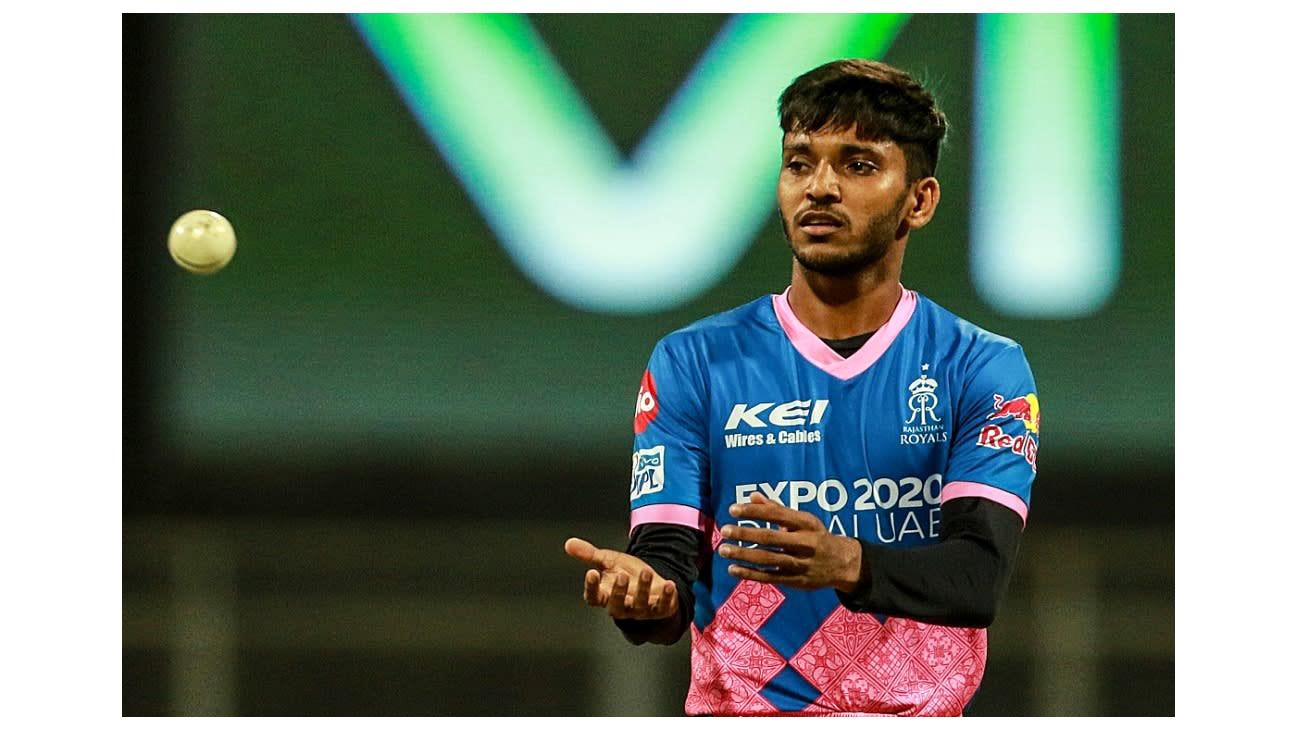 Chetan Sakariya: If you believe then dreams will come true,IPL-2021