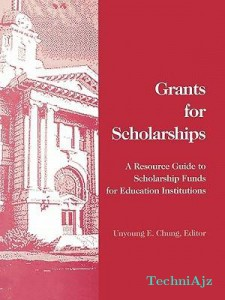 Grants for Scholarships: A Resource Guide to Scholarship Funds for Education Institutions(Paperback)