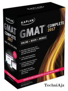 Kaplan GMAT Complete 2016: The Ultimate in Comprehensive Self-Study for GMAT - 4 Books(Paperback)