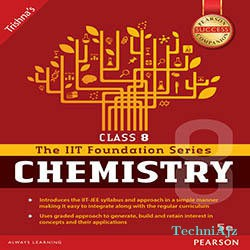 The Foundation series of Chemistry Class: 8(Paperback)