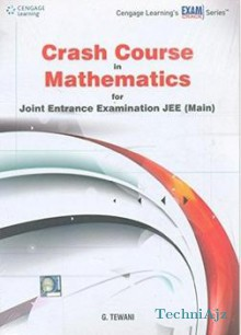 Crash Course in Mathematics for Joint Entrance Examination JEE Main(Paperback)