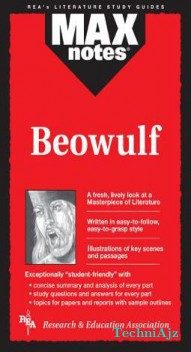 Beowulf (Maxnotes Literature Guides)(Paperback)