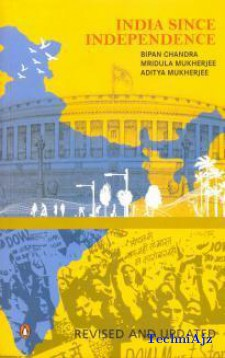 India Since Independence(Paperback)