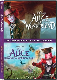 Alice in Wonderland & Alice Through the Looking Glass(DVD)