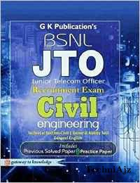 Guide  For BSNL JTO for Civil Engineering 2014