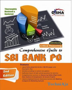Comprehensive Guide to SBI Bank PO Exam(Paperback)