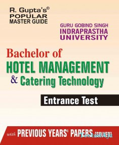 IP- Bachelor of Hotel Mngmt. & Catering Technology(Paperback)
