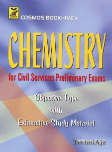 Chemistry For Civil Services Preliminary Exam (Paperback)(Paperback)