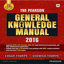 The Pearson General Knowledge Manual 2016(Paperback)