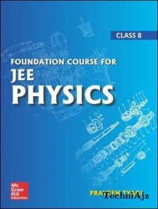 Foundation Course For Jee Physics Class 8(Paperback)
