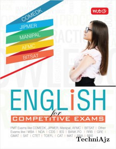 English for Competitive Exams(Paperback)