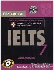 Cambridge IELTS - 7 : With Answers With (Book +2 ACDs), 1/e PB(Paperback)