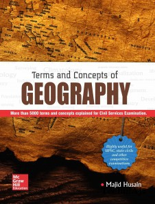 Terms and Concepts of Geography(Paperback)