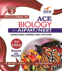 ACE Biology for NEET/ AIPMT/ AIIMS Medical Entrance Exam Vol. 2 (class 12)(Paperback)