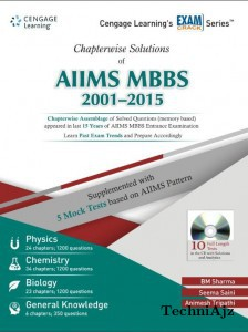 Chapterwise Solutions of AIIMS MBBS 2001- 2015(Paperback)