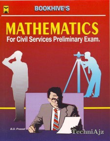 Mathematics For Civil Services Preliminary Exam (Paperback)(Paperback)