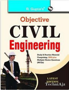 Objective Civil Engineering (with Study Material)(Paperback)