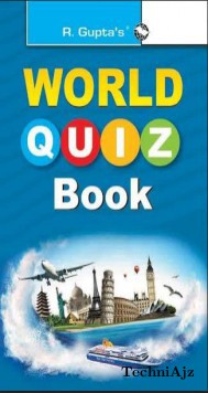World Quiz Book with Biographies of Great Personalities(Paperback)