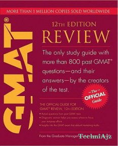 The Official Guide For GMAT Review, 12/e PB(Paperback)