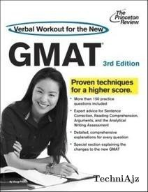 Verbal Workout for the New GMAT(Paperback)