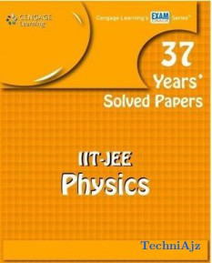 37 Years' Solved Papers iit- Jee: Physics(Paperback)