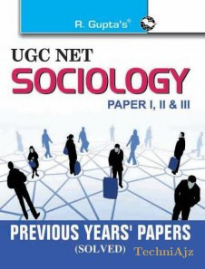 UGC- NET Sociology (Previous Papers Solved)(Paperback)