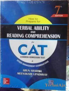 How to Prepare for Verbal Ability and Reading Comprehension for CAT (English)(Paperback)