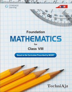Foundation Mathematics for Class VIII(Paperback)
