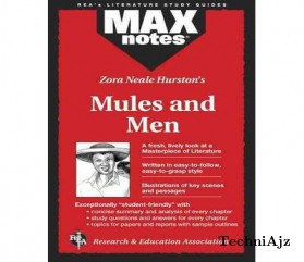 Mules and Men (Maxnotes Literature Guides)(Paperback)