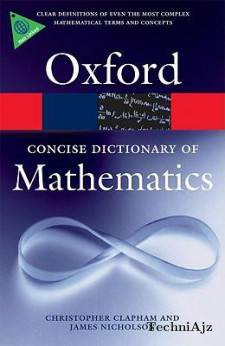 The Concise Oxford Dictionary of Mathematics(Paperback)