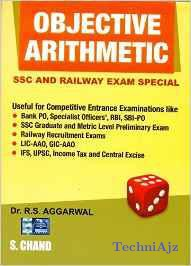 SSC and Railway Exam Special (Objective Arithmetic)