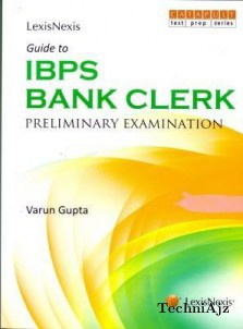 Guide to IBPS Bank Clerk- Preliminary Examination(Paperback)