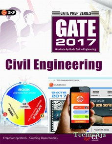 Gate Guide Civil Engg. 2017(Paperback)