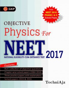 Objective Physics for NEET 2017(Paperback)
