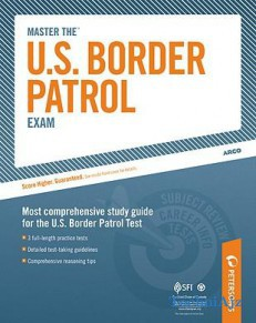 Peterson's Master the U. S. Border Patrol Exam(Paperback)