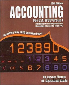 Accounting For Ca- Ipcc Group 1(Paperback)