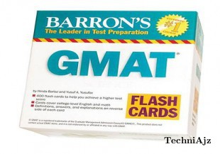 Barron's GMAT Flash Cards(Paperback)