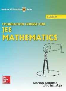 Foundation Course for JEE Mathematics Class 9(Paperback)