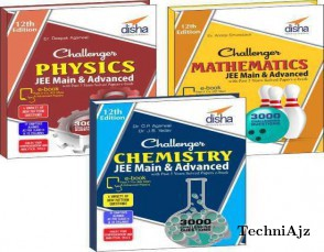 Challenger Physics, Chemistry & Mathematics for JEE Main & Advanced with past 5 years Solved Papers ebook(Paperback)