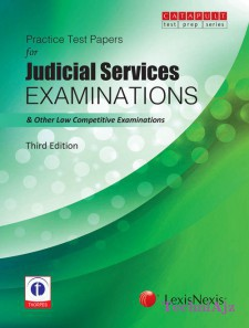 Practice Test Papers Judicial Services Examinations & Other Law Competitive Examinations(Paperback)