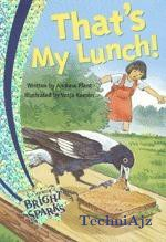 That's My Lunch Cambridge Bright Sparks- Level 1(Paperback)