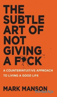 The Subtle Art of Not Giving a F*ck(Hardcover)