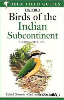 Birds of the Indian Subcontinent: Helm Field Guides(Paperback)