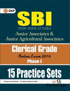 Sbi Associate Bank Clerk 15 Practice Paper(hindi)(Paperback)