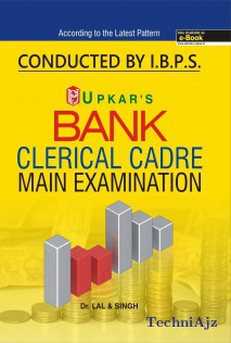 IBPS Bank Clerical Cadre Common Written Main Exam(Paperback)