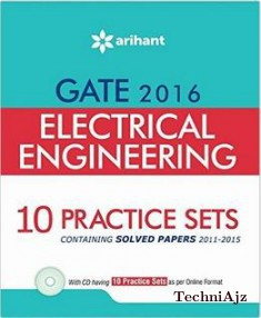 10 Practice Sets- ELECTRICAL ENGINEERING for GATE 2016(Paperback)