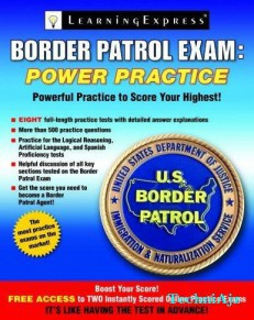 Border Patrol Exam: Power Practice(Paperback)