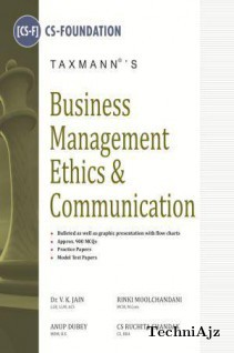 Business Management Ethics And Communication(Paperback)