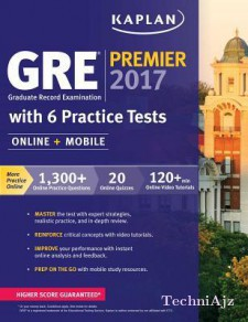 GRE Premier 2017 with 6 Practice Tests(Paperback)