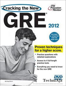 Cracking the New GRE with DVD, 2012 Edition(Paperback)